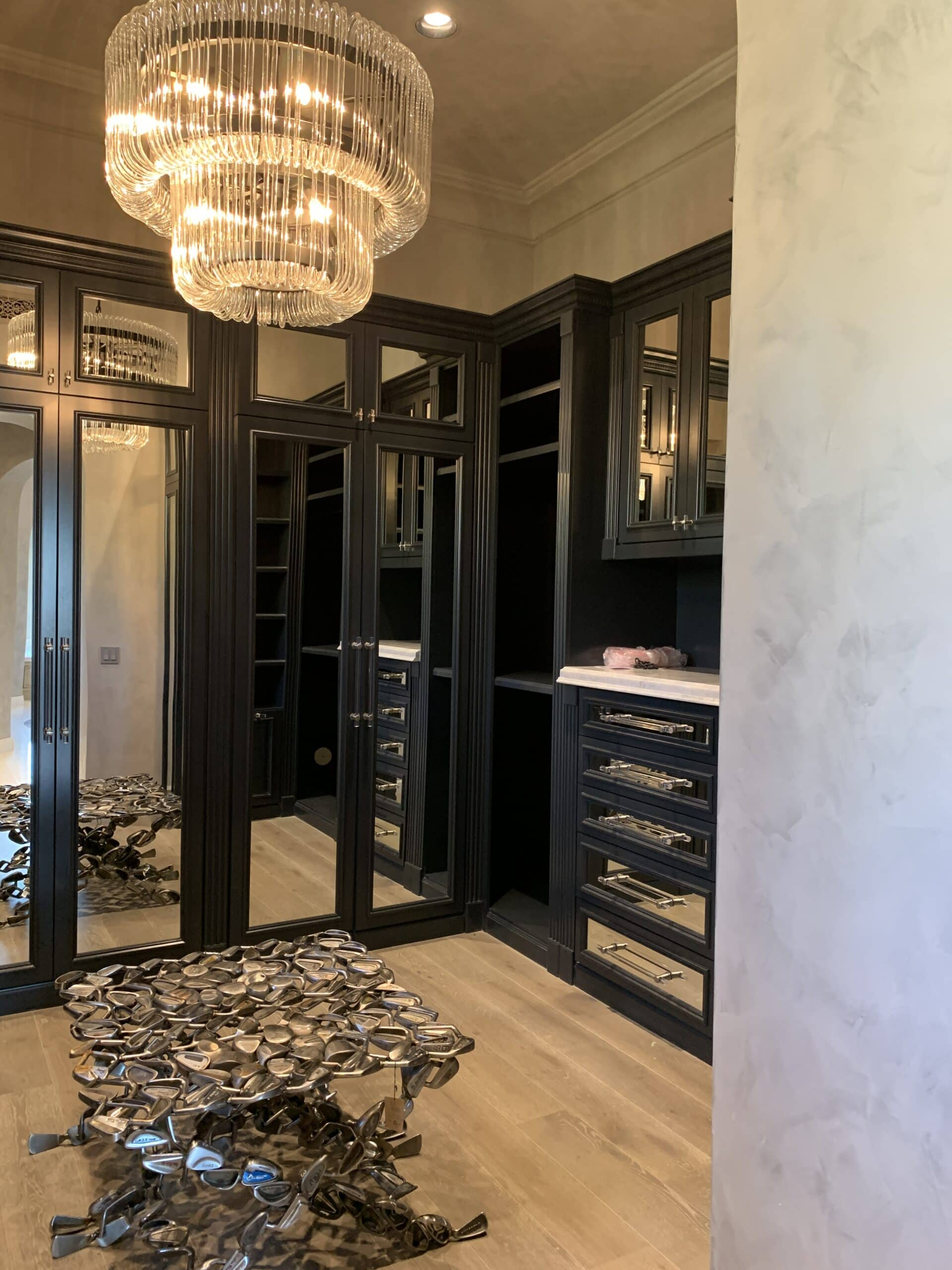 Designing a Walk-In Closet