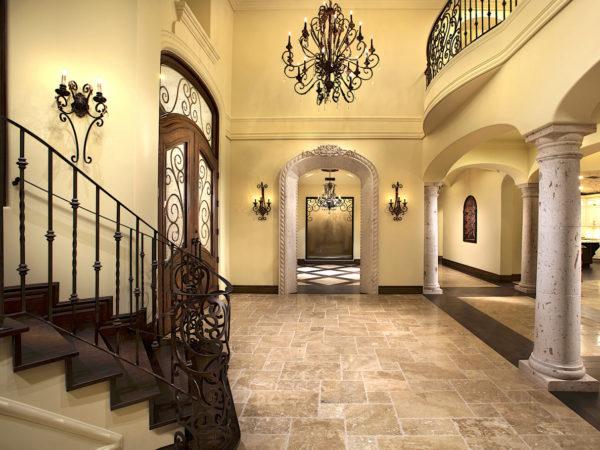 Custom Luxury Staircases by Fratantoni Interior Designers