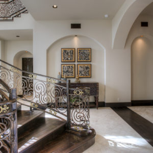 Custom Luxury Staircases by Fratantoni Interior Designers