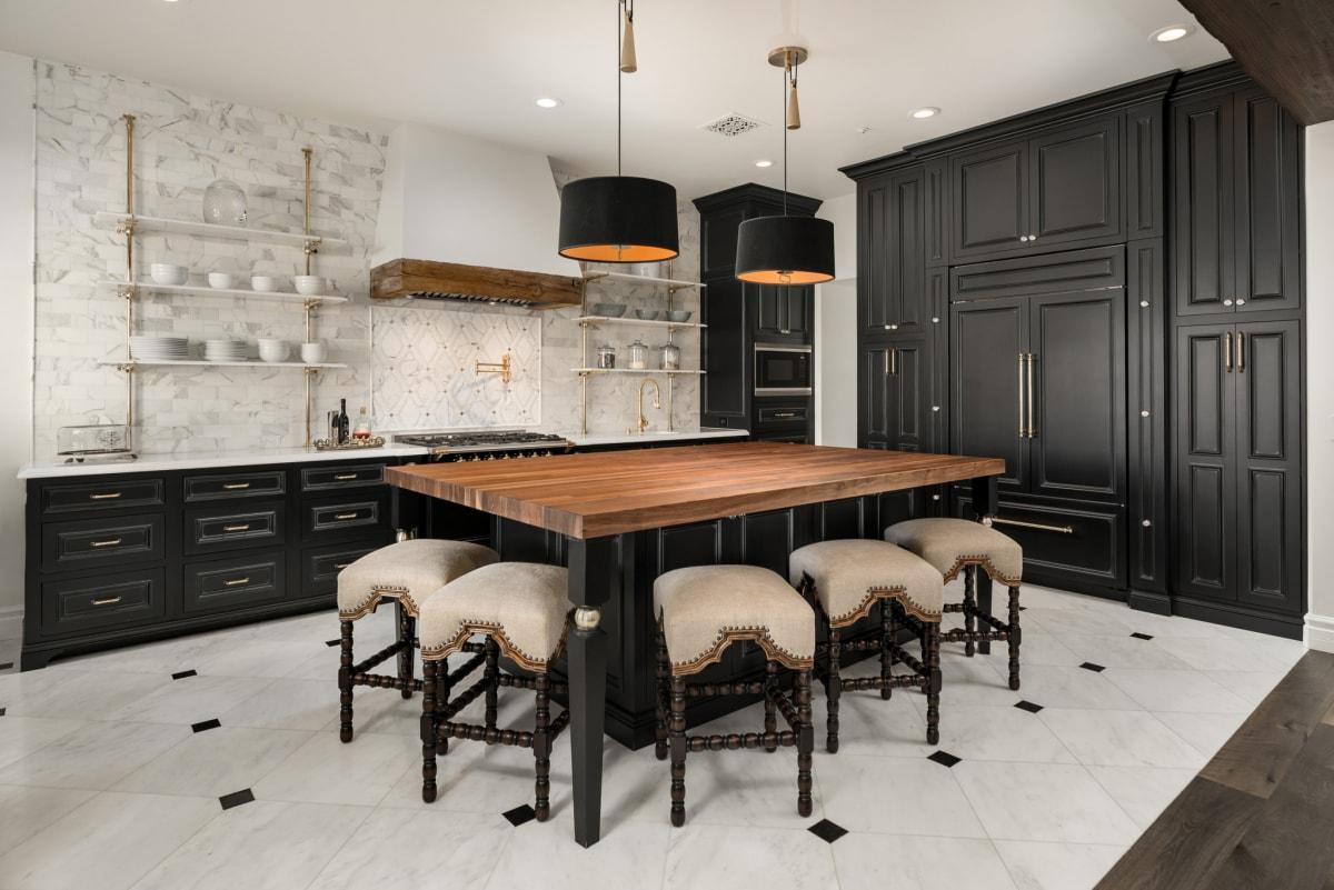 Luxury Kitchen Designs In 2020 Fratantoni Interior Designers