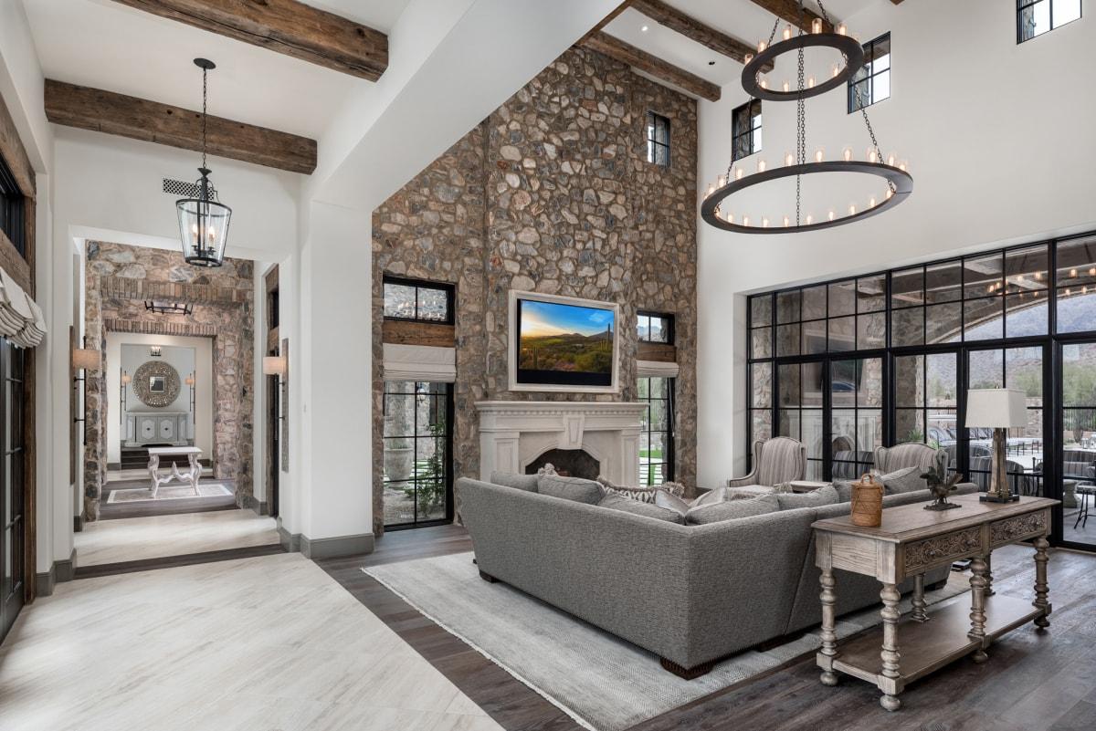 Top 10 Ceiling Designs by Fratantoni Interior Designers
